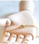 Collier bohème BAHIA Howlite Blanc